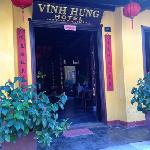 Foto van Vinh Hung Riverside Resort