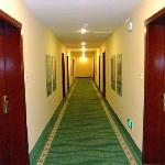 Foto di GreenTree Inn Laiwu Steel City Express Hotel