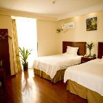 GreenTree Inn Xuyi Huaxia Business Hotel
