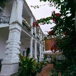 Foto van Little White Palace Inn Gulangyu Island