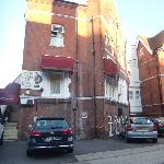 Foto de Portsmouth and Southsea Backpackers Lodge