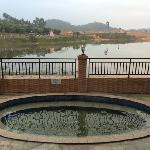 Foto de Xianshuikuang Hot Spring Mountain Resort