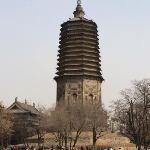 Foto de Liaoyang White Tower Park