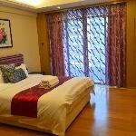 Foto de Private Enjoyed Home Apartment Guangzhou Caifu Shiji Square