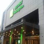 Foto de Holiday Inn Qingdao City Center