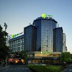 Holiday Inn Express Yangzhou City Center Foto