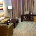 Photo de Crowne Plaza Ordos