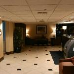 Foto van Holiday Inn Express Ramsey-Mahwah