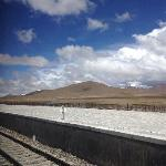 Train from Beijing to Lhasa Foto