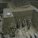 Photo of Tomb of Emperor Qin Shi Huang