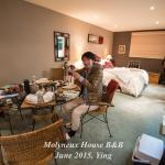 Foto van Molyneux House Bed & Breakfast