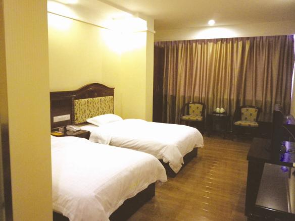 Haoting Business Hotel Wuhan Xudong