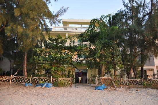 Seaside Hostel Luhuitou