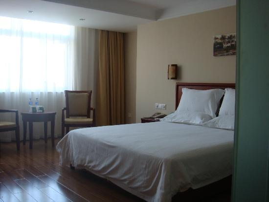 Green Tree Inn (Nanning Langdong Business Hotel)