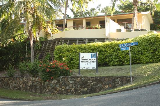 Airlie Beach Motor Lodge: motel lodge