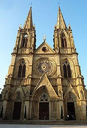 Sacred Heart Cathedral – A stunning Catholic landmark in Guangzhou