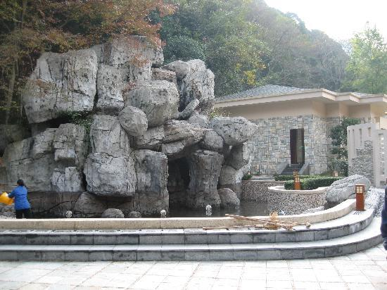 Nanyuan Hotspring Mountain Villa