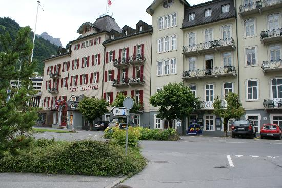 Photo of Hotel Bellevue Arosa