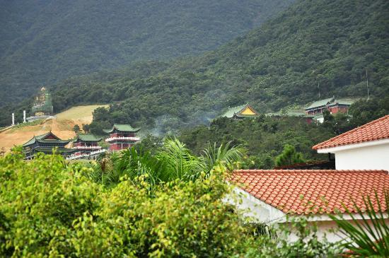 Lianhua Mountain Vacation Village