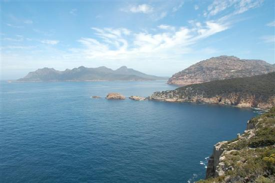 Australia: Freycinet Cape Tourville