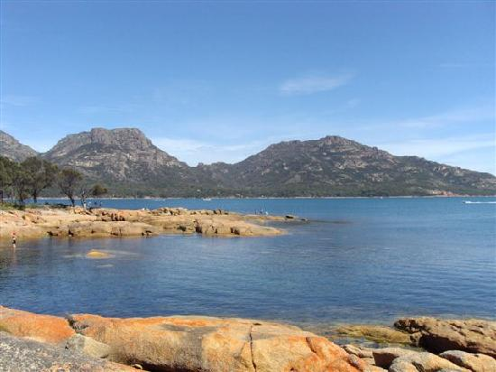 Australia: Freycinet Coles Bay