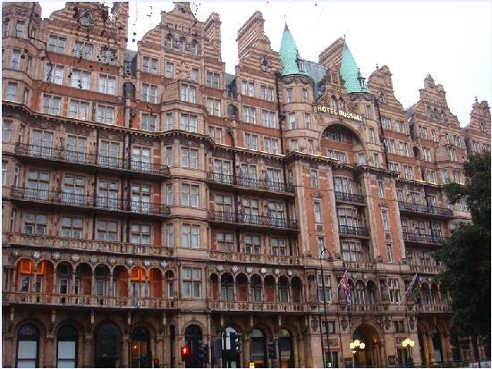 Picture of hotel russell london tripadvisor for Hotels ussel