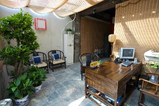 ‪Hutong Boutique Courtyard Hotel‬