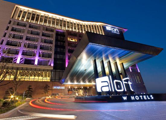 Aloft Nanhai Foshan