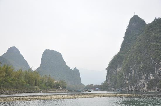 Guilin, Chine :  