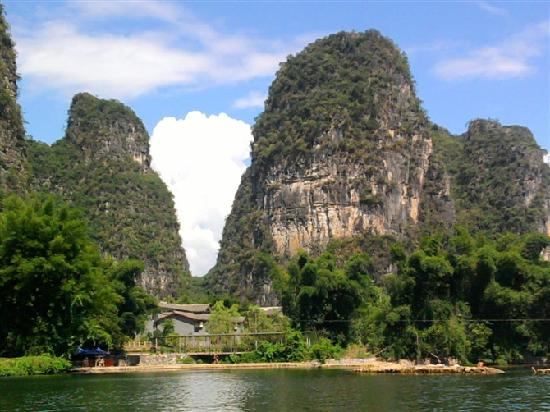attractions g activities baise guangxi