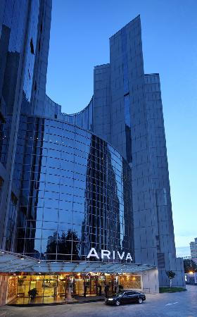 ‪ARIVA Beijing West Hotel & Serviced Apartment‬
