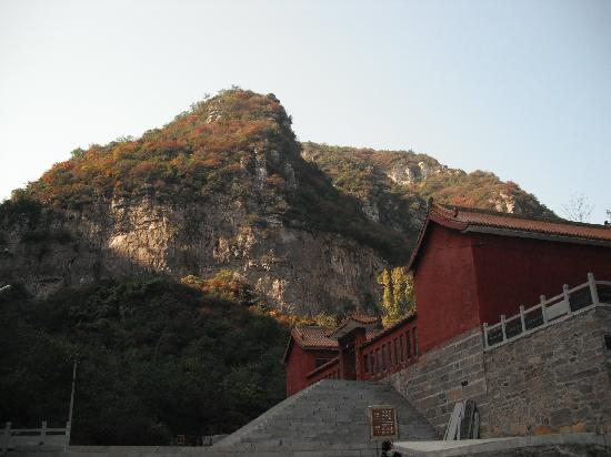 Wulongdong National Forest Park