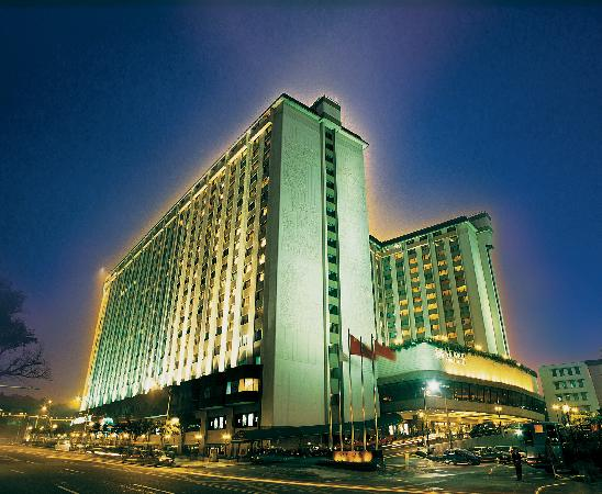 China Hotel, A Marriott Hotel, Guangzhou