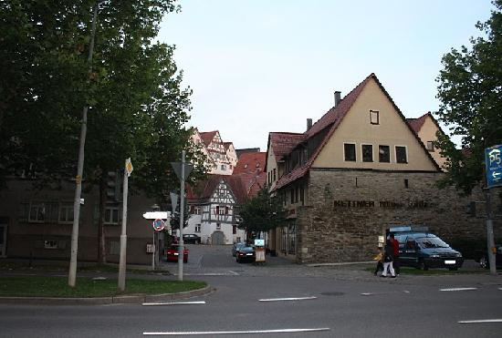 Stuttgart, Tyskland: herrenberg