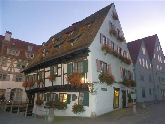hotel schiefes haus ulm germany hotel reviews tripadvisor. Black Bedroom Furniture Sets. Home Design Ideas