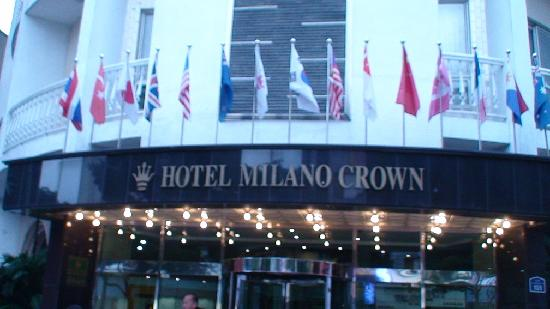 Photo of Milano Crown Hotel Jeju Jeju City