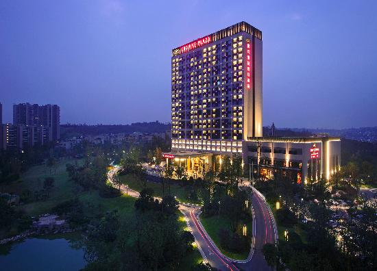 Crowne Plaza Chengdu Panda Garden