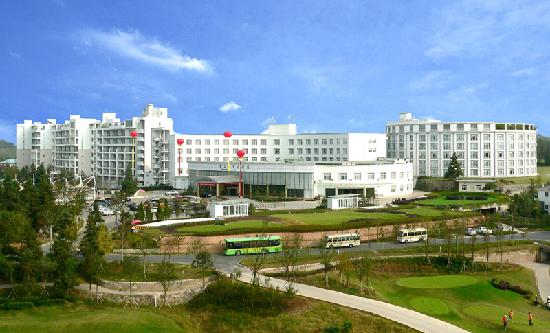 Huangshan Golf Resort