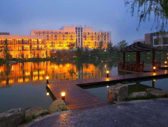 Jinling Riverside Hotel Nanjing