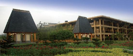 Fragrant Hotspring Spa Resort