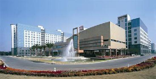 Riverfront Business Hotel