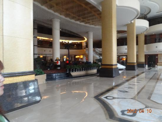 Howard Johnson Hongqiao Airport Hotel Shanghai: 大堂