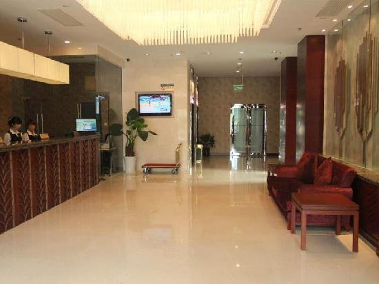 GreenTree Inn Beijing Lincui Road Business Hotel