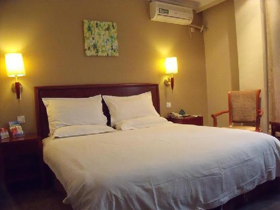 GreenTree Inn Shanghai Zhongshan Hutai Business Hotel: 