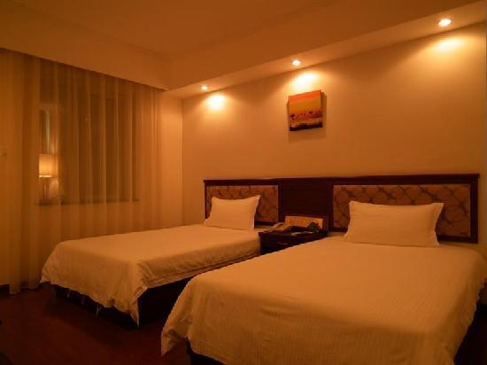 GreenTree Inn Nanning Dashatian Square Business Hotel