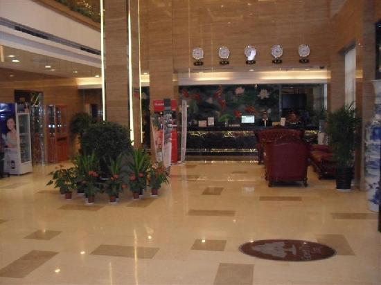 GreenTree Inn Qingdao Zhengyang Road Business Hotel