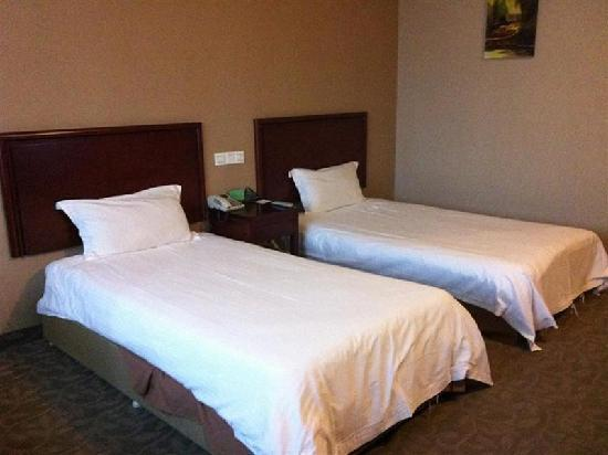 GreenTree Inn Ningbo Tianyi Square Business Hotel