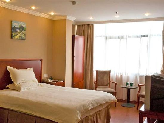 GreenTree Inn Hangzhou West Genshan Road Express Hotel