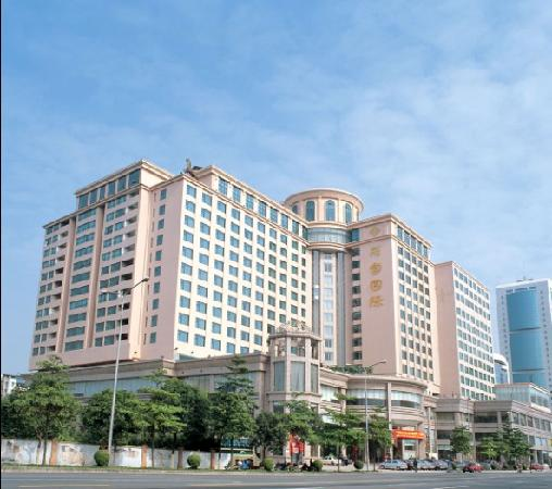 Palace International Hotel