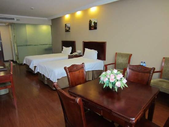 GreenTree Inn Nantong Jiaoyu Road Business Hotel